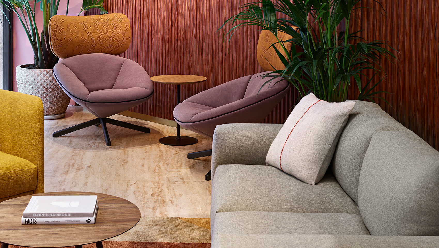 Cafè Got Lounge Area