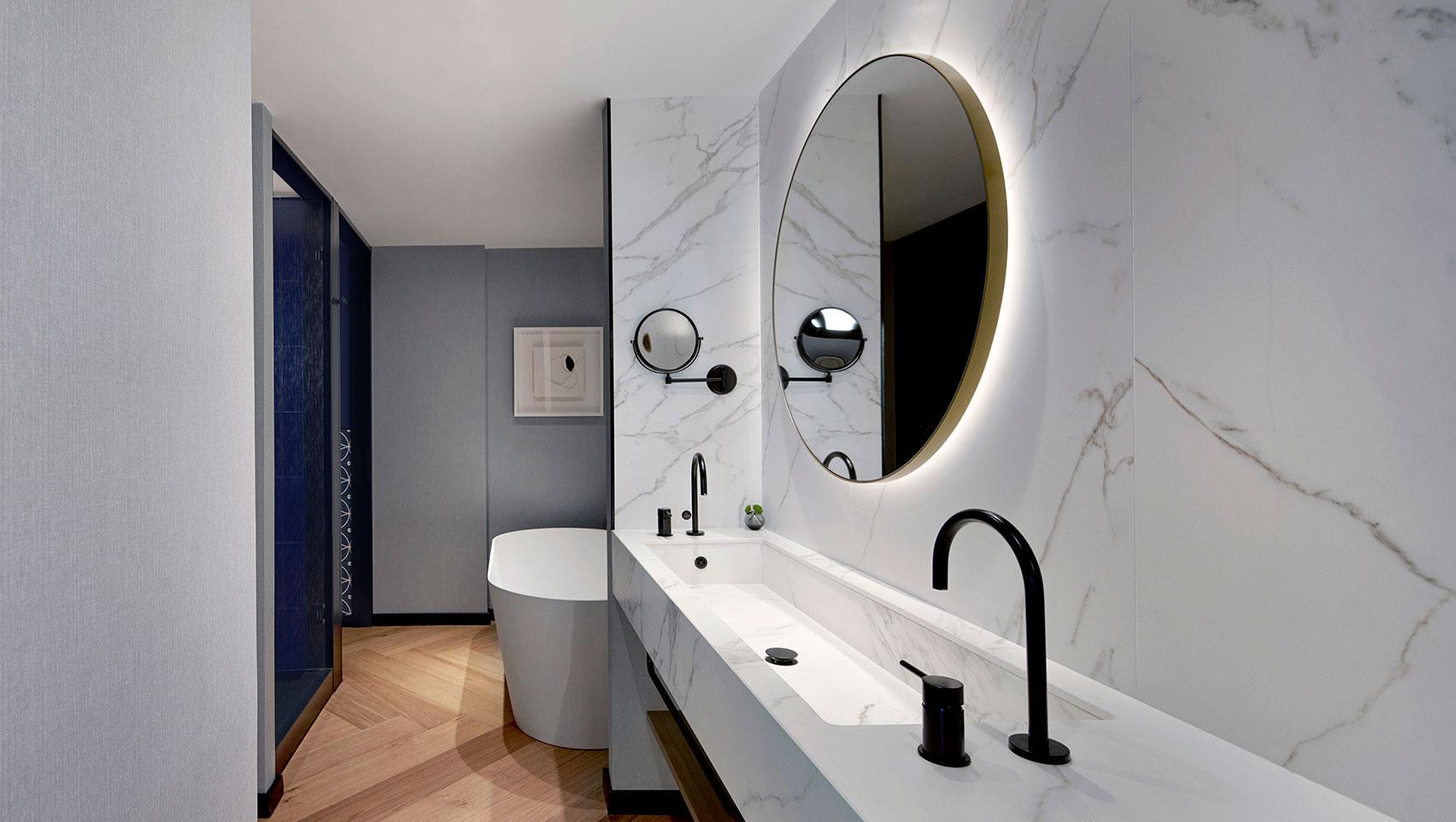 Baño Suite Ejecutiva