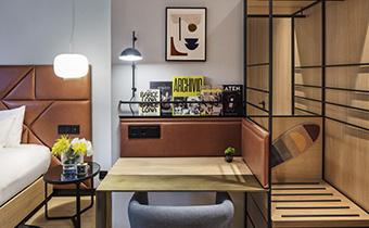Habitaciónes con area de trabajo