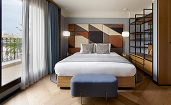 Dormitorio de Suite Ejecutiva