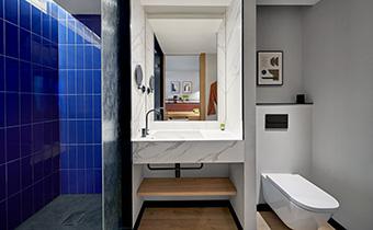 Baño de Habitación Standard